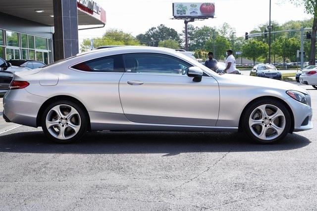 Used 2017 Mercedes-Benz C-Class C 300 for sale $31,996 at Gravity Autos Roswell in Roswell GA 30076 8