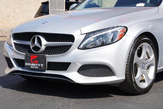 Used 2017 Mercedes-Benz C-Class C 300 for sale $31,996 at Gravity Autos Roswell in Roswell GA 30076 9