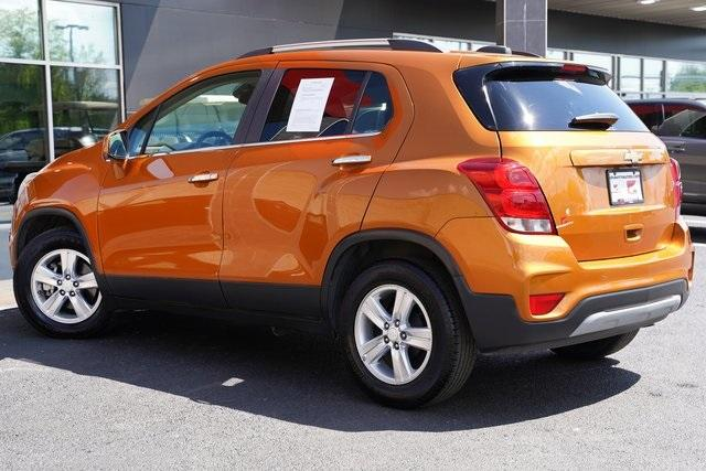 Used 2017 Chevrolet Trax LT for sale $15,992 at Gravity Autos Roswell in Roswell GA 30076 10