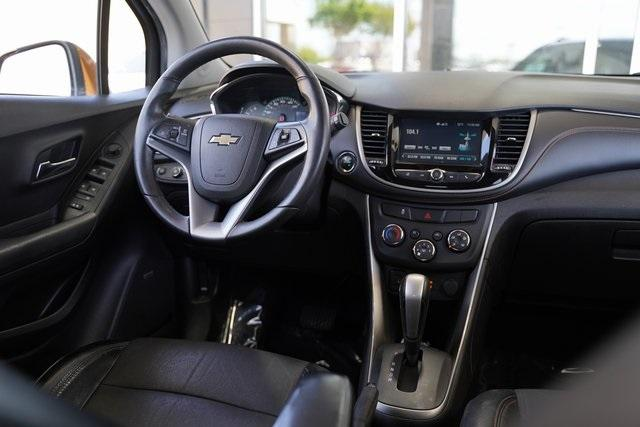 Used 2017 Chevrolet Trax LT for sale $15,992 at Gravity Autos Roswell in Roswell GA 30076 14