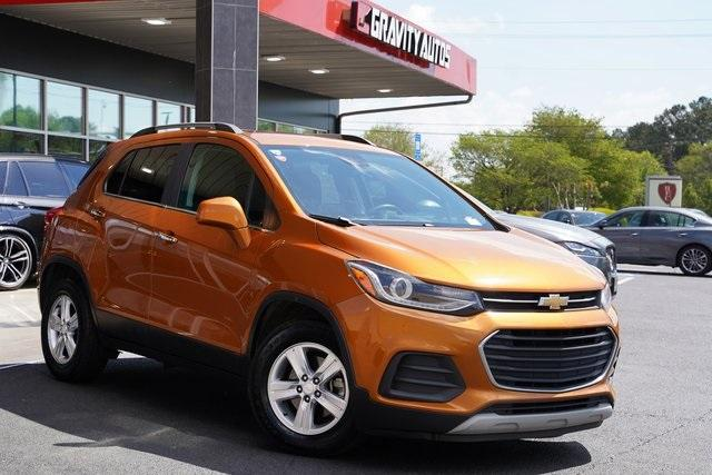 Used 2017 Chevrolet Trax LT for sale $15,992 at Gravity Autos Roswell in Roswell GA 30076 2