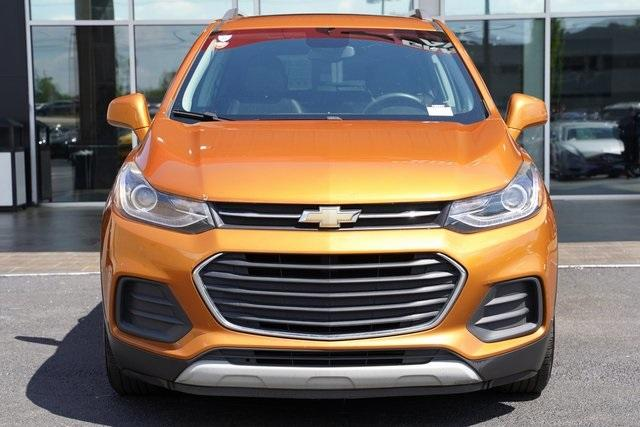 Used 2017 Chevrolet Trax LT for sale $15,992 at Gravity Autos Roswell in Roswell GA 30076 6