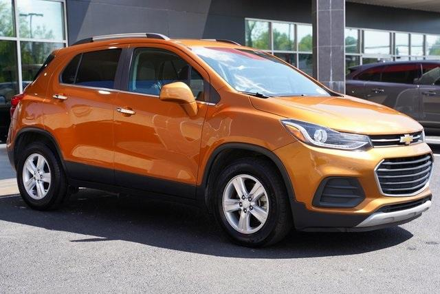 Used 2017 Chevrolet Trax LT for sale $15,992 at Gravity Autos Roswell in Roswell GA 30076 7