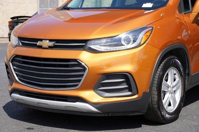 Used 2017 Chevrolet Trax LT for sale $15,992 at Gravity Autos Roswell in Roswell GA 30076 9