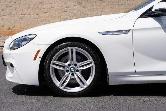 Used 2017 BMW 6 Series 650i xDrive Gran Coupe for sale $36,996 at Gravity Autos Roswell in Roswell GA 30076 10