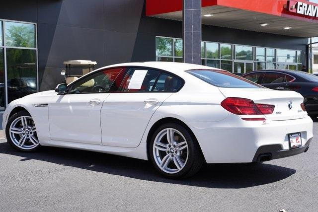 Used 2017 BMW 6 Series 650i xDrive Gran Coupe for sale $36,996 at Gravity Autos Roswell in Roswell GA 30076 12