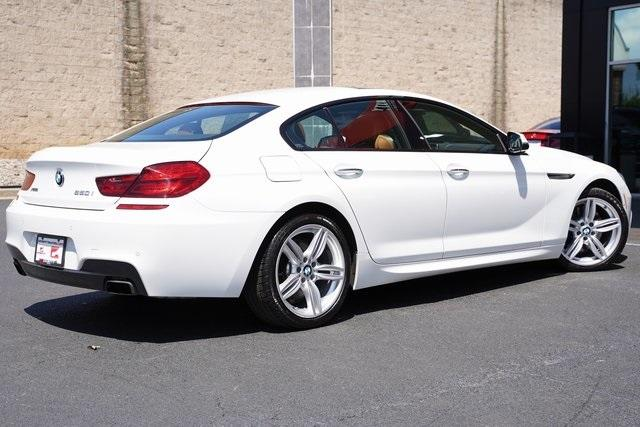 Used 2017 BMW 6 Series 650i xDrive Gran Coupe for sale $36,996 at Gravity Autos Roswell in Roswell GA 30076 14