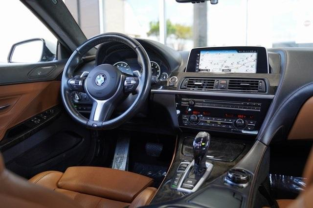 Used 2017 BMW 6 Series 650i xDrive Gran Coupe for sale $36,996 at Gravity Autos Roswell in Roswell GA 30076 16