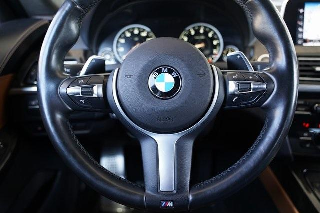 Used 2017 BMW 6 Series 650i xDrive Gran Coupe for sale $36,996 at Gravity Autos Roswell in Roswell GA 30076 17