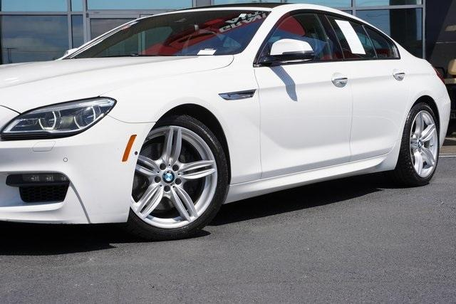 Used 2017 BMW 6 Series 650i xDrive Gran Coupe for sale $36,996 at Gravity Autos Roswell in Roswell GA 30076 3