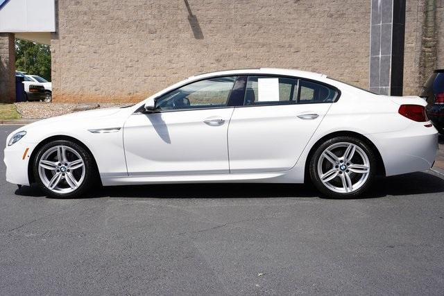 Used 2017 BMW 6 Series 650i xDrive Gran Coupe for sale $36,996 at Gravity Autos Roswell in Roswell GA 30076 4