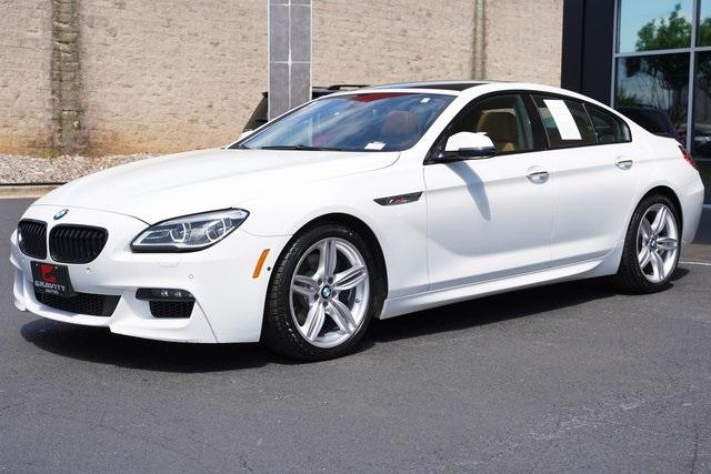 Used 2017 BMW 6 Series 650i xDrive Gran Coupe for sale $36,996 at Gravity Autos Roswell in Roswell GA 30076 5