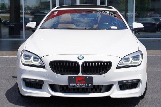 Used 2017 BMW 6 Series 650i xDrive Gran Coupe for sale $36,996 at Gravity Autos Roswell in Roswell GA 30076 6