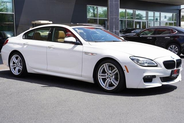 Used 2017 BMW 6 Series 650i xDrive Gran Coupe for sale $36,996 at Gravity Autos Roswell in Roswell GA 30076 7