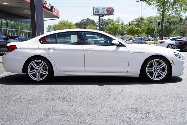 Used 2017 BMW 6 Series 650i xDrive Gran Coupe for sale $36,996 at Gravity Autos Roswell in Roswell GA 30076 8