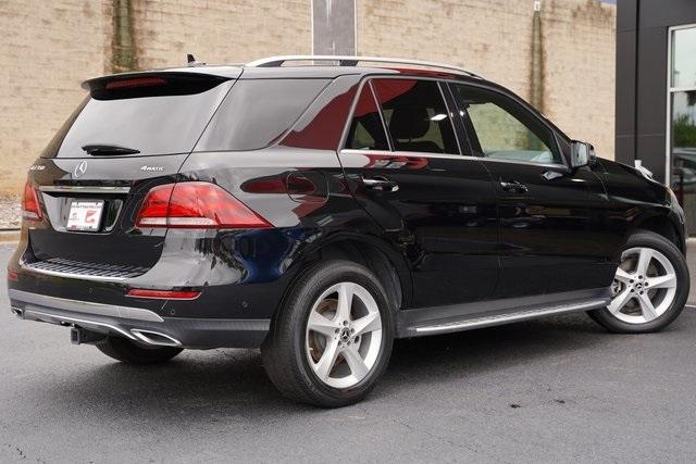 Used 2018 Mercedes-Benz GLE GLE 350 for sale $37,991 at Gravity Autos Roswell in Roswell GA 30076 13