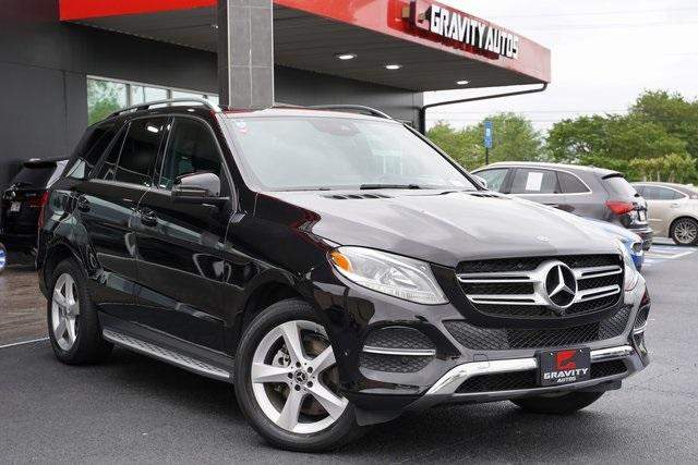 Used 2018 Mercedes-Benz GLE GLE 350 for sale $37,991 at Gravity Autos Roswell in Roswell GA 30076 2