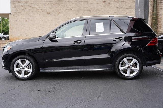 Used 2018 Mercedes-Benz GLE GLE 350 for sale $37,991 at Gravity Autos Roswell in Roswell GA 30076 4