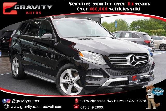 Used 2018 Mercedes-Benz GLE GLE 350 for sale $37,991 at Gravity Autos Roswell in Roswell GA 30076 1