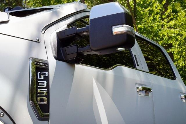 Used 2017 Ford F-350SD Platinum for sale $80,991 at Gravity Autos Roswell in Roswell GA 30076 17