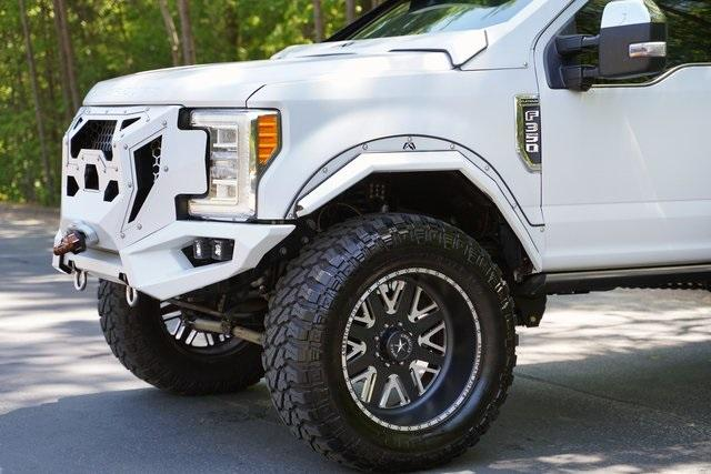 Used 2017 Ford F-350SD Platinum for sale $80,991 at Gravity Autos Roswell in Roswell GA 30076 2