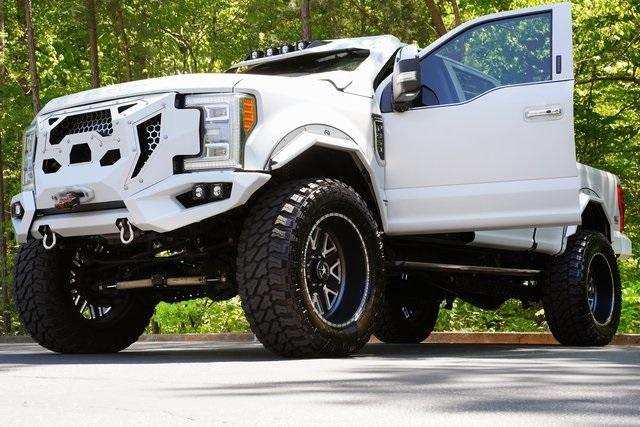 Used 2017 Ford F-350SD Platinum for sale $80,991 at Gravity Autos Roswell in Roswell GA 30076 23