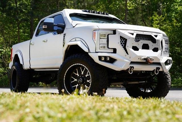 Used 2017 Ford F-350SD Platinum for sale $80,991 at Gravity Autos Roswell in Roswell GA 30076 27