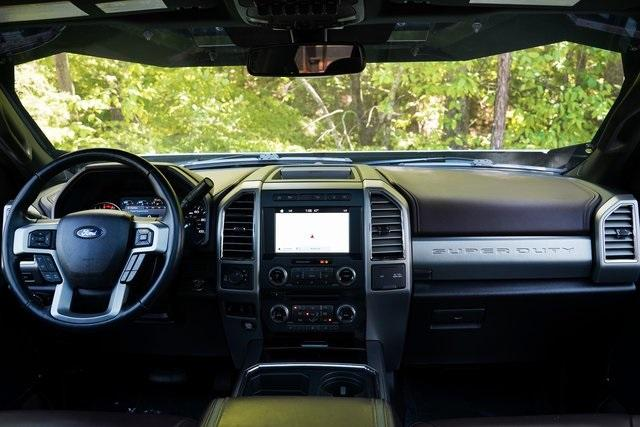 Used 2017 Ford F-350SD Platinum for sale $80,991 at Gravity Autos Roswell in Roswell GA 30076 39