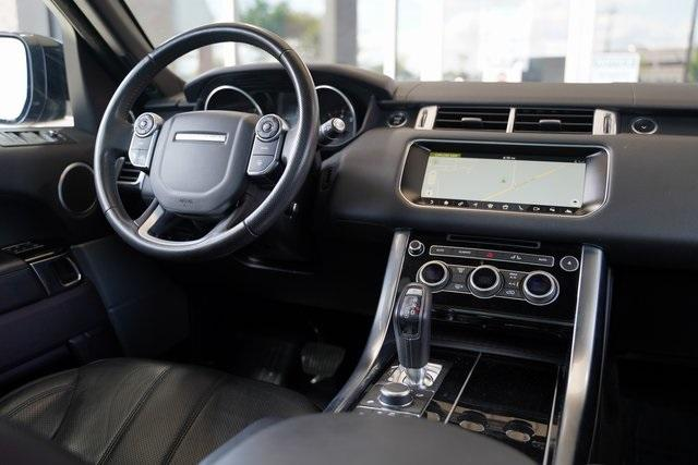 Used 2017 Land Rover Range Rover Sport 3.0L V6 Supercharged HSE for sale Sold at Gravity Autos Roswell in Roswell GA 30076 15