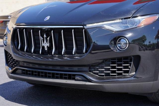 Used 2017 Maserati Levante Base for sale $48,491 at Gravity Autos Roswell in Roswell GA 30076 10