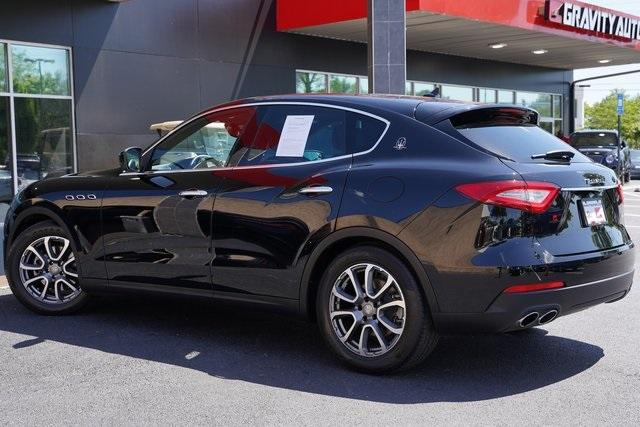Used 2017 Maserati Levante Base for sale $48,491 at Gravity Autos Roswell in Roswell GA 30076 13