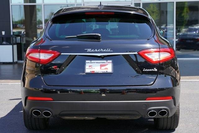Used 2017 Maserati Levante Base for sale $48,491 at Gravity Autos Roswell in Roswell GA 30076 14