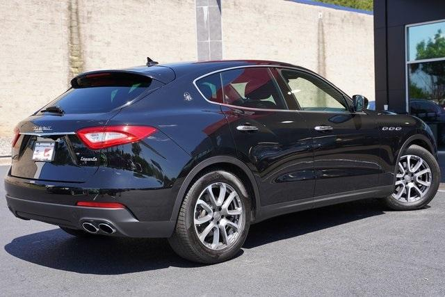 Used 2017 Maserati Levante Base for sale $48,491 at Gravity Autos Roswell in Roswell GA 30076 15