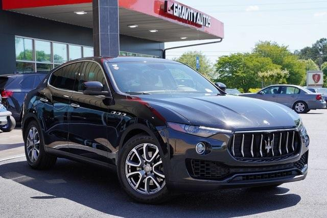 Used 2017 Maserati Levante Base for sale $48,491 at Gravity Autos Roswell in Roswell GA 30076 2