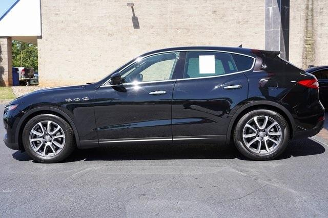 Used 2017 Maserati Levante Base for sale $48,491 at Gravity Autos Roswell in Roswell GA 30076 4