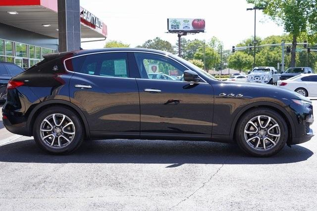 Used 2017 Maserati Levante Base for sale $48,491 at Gravity Autos Roswell in Roswell GA 30076 8