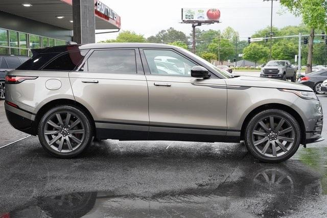 Used 2018 Land Rover Range Rover Velar P380 SE R-Dynamic for sale Sold at Gravity Autos Roswell in Roswell GA 30076 10
