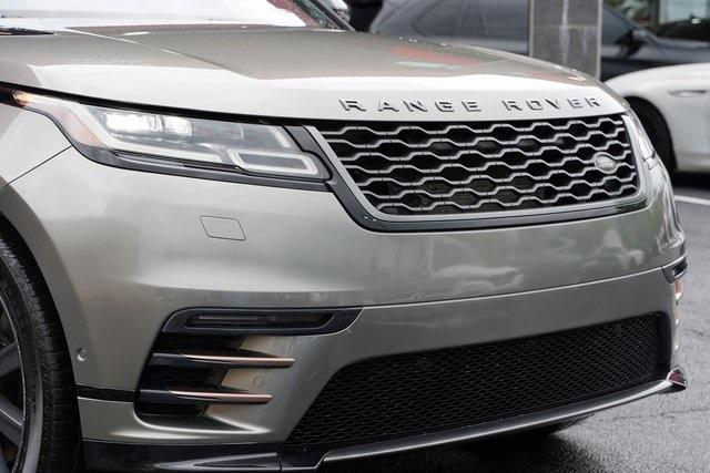 Used 2018 Land Rover Range Rover Velar P380 SE R-Dynamic for sale Sold at Gravity Autos Roswell in Roswell GA 30076 11