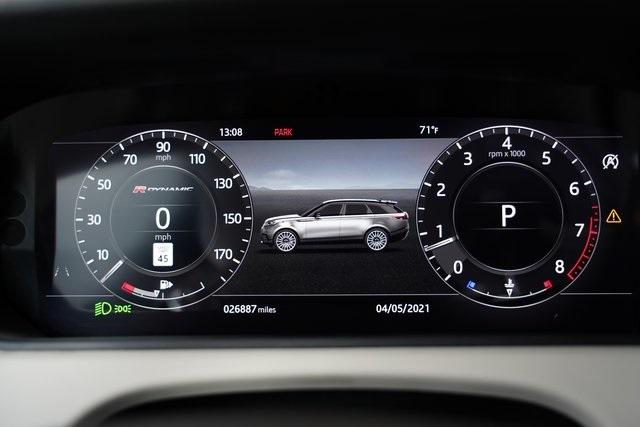 Used 2018 Land Rover Range Rover Velar P380 SE R-Dynamic for sale Sold at Gravity Autos Roswell in Roswell GA 30076 23