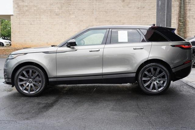 Used 2018 Land Rover Range Rover Velar P380 SE R-Dynamic for sale Sold at Gravity Autos Roswell in Roswell GA 30076 6