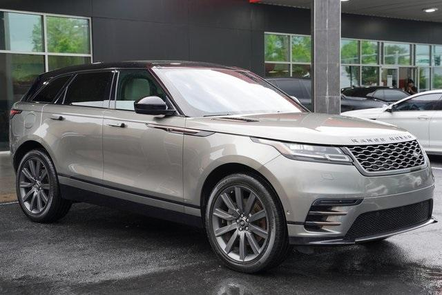 Used 2018 Land Rover Range Rover Velar P380 SE R-Dynamic for sale Sold at Gravity Autos Roswell in Roswell GA 30076 9