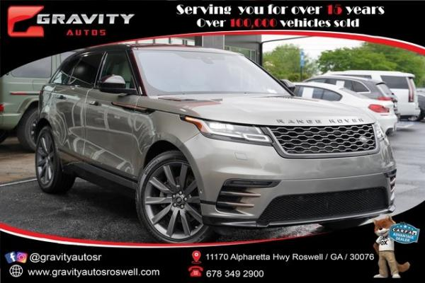 Used 2018 Land Rover Range Rover Velar P380 SE R-Dynamic for sale $58,991 at Gravity Autos Roswell in Roswell GA