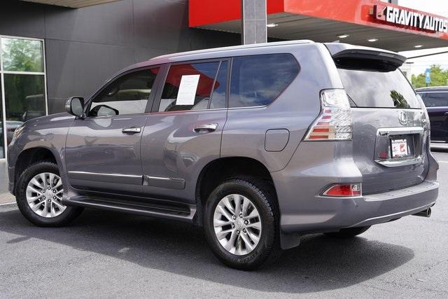 Used 2017 Lexus GX 460 for sale Sold at Gravity Autos Roswell in Roswell GA 30076 11