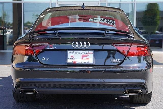 Used 2017 Audi A7 3.0T Premium Plus for sale $46,991 at Gravity Autos Roswell in Roswell GA 30076 12