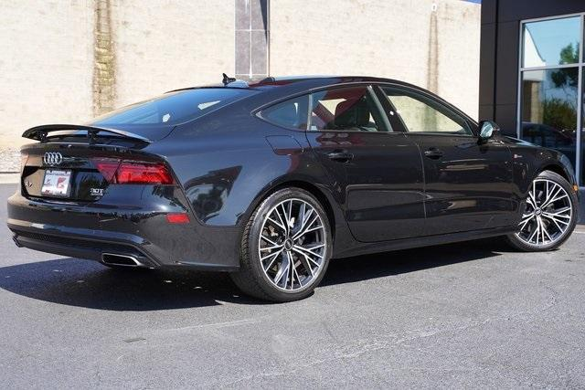 Used 2017 Audi A7 3.0T Premium Plus for sale $46,991 at Gravity Autos Roswell in Roswell GA 30076 13