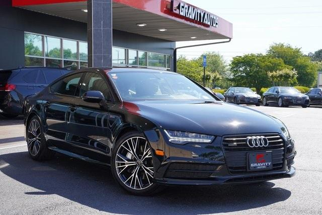 Used 2017 Audi A7 3.0T Premium Plus for sale $46,991 at Gravity Autos Roswell in Roswell GA 30076 2