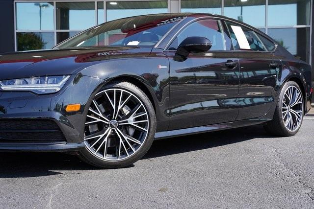 Used 2017 Audi A7 3.0T Premium Plus for sale $46,991 at Gravity Autos Roswell in Roswell GA 30076 3