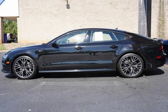 Used 2017 Audi A7 3.0T Premium Plus for sale $46,991 at Gravity Autos Roswell in Roswell GA 30076 4