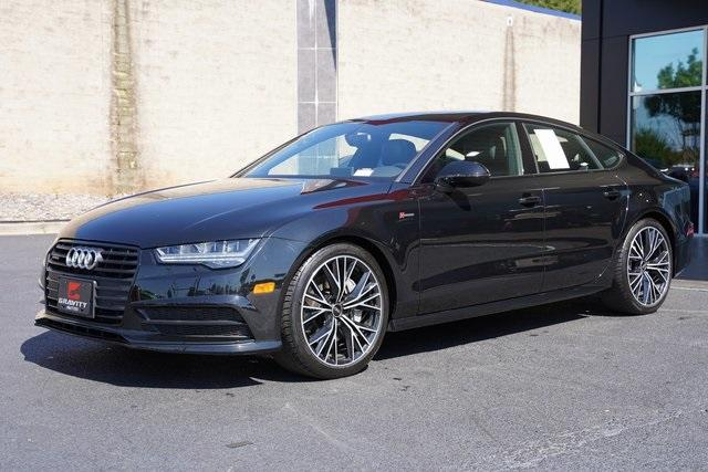 Used 2017 Audi A7 3.0T Premium Plus for sale $46,991 at Gravity Autos Roswell in Roswell GA 30076 5