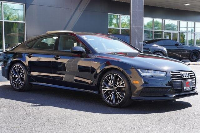 Used 2017 Audi A7 3.0T Premium Plus for sale $46,991 at Gravity Autos Roswell in Roswell GA 30076 7